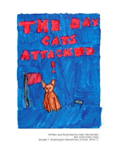 Cat Attack Cover