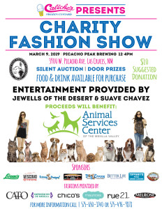 fashion show flyer